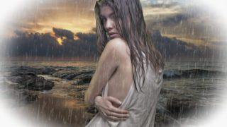 【ウェットで】濡れた髪・着衣・肌にオンナを感じる【ビショビショ】